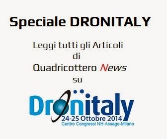 Tutti gli Articoli su Dronitaly