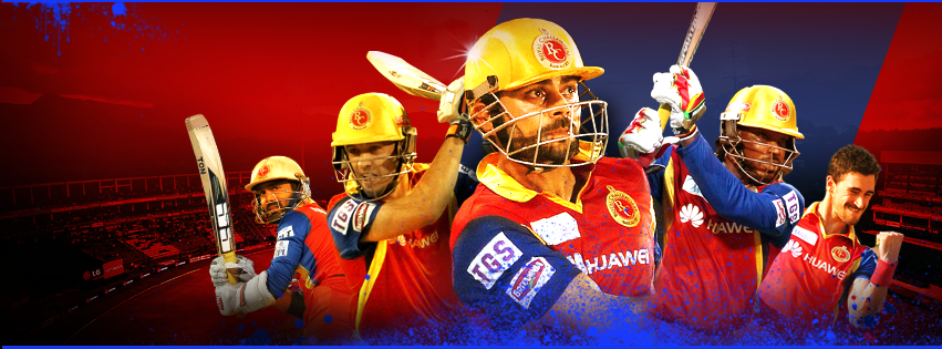 Royal Challengers Bangalore Facebook Timeline Covers