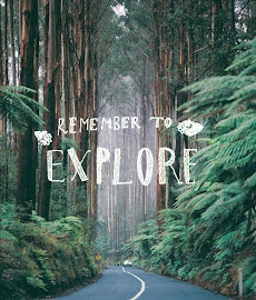 I want to explore the world