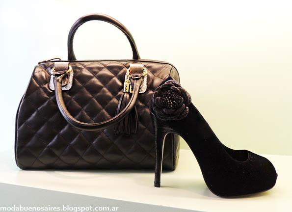 Zapatos y carteras Gretaflora invierno 2013