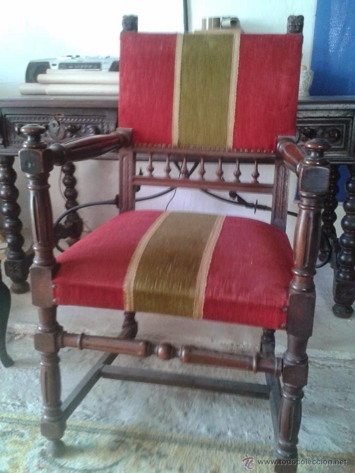 Amazonas del pasado muebles castellanos made in spain - Muebles castellanos ...
