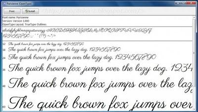 Google Web Fonts-5