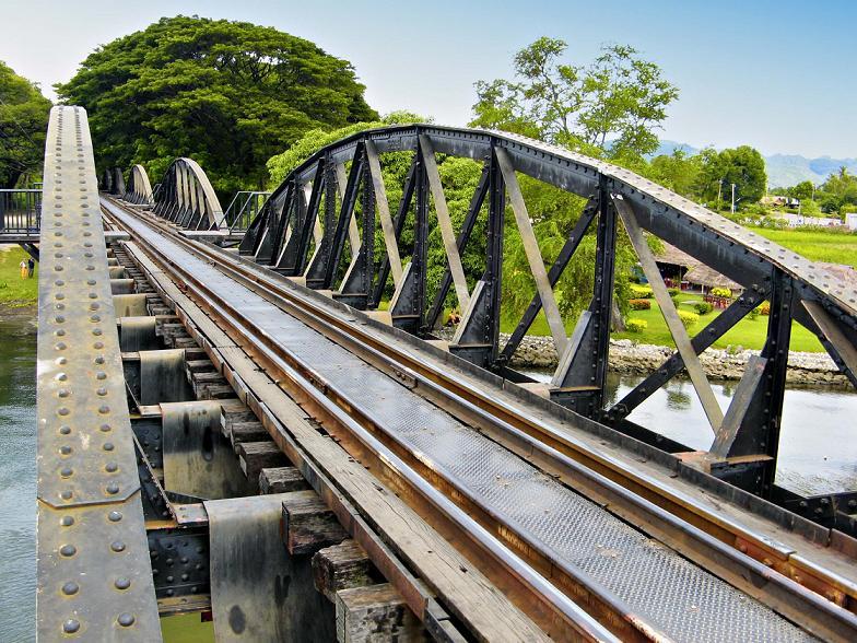 Phoebettmh Travel Thailand The Bridge On The River Kwai