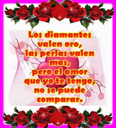 Imagenes de amor y amistad animadas Dia de san valentin con frases ...