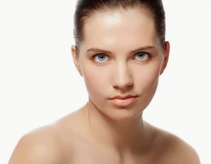 skin whitening model
