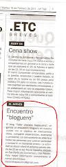 GRACIAS DIARIO EL SUR!!!!!