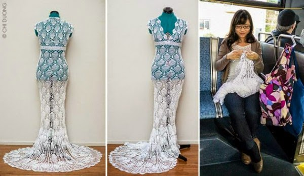 Brides on Weddings: Make Your own Wedding Dress !