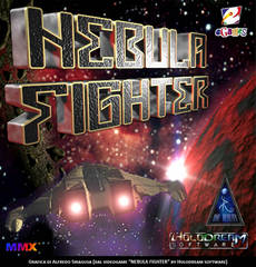 Nebula Fighter PC CD Capa