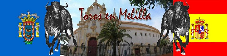 Toros en Melilla