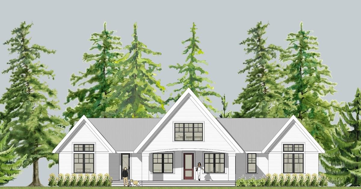 Simply elegant home designs blog new house plan unveiled for Elegant farmhouse plans