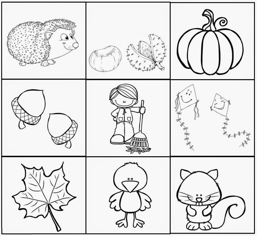 Tolle Vorschule Herbst Malvorlagen Bilder - Beispiel Wiederaufnahme ...