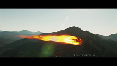 Fantastic Four (Movie) - 'Power Of Four' TV Spot - Screenshot
