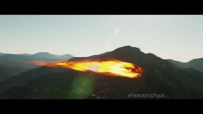 Fantastic Four (Movie) - 'Power Of Four' TV Spot - Screenshot