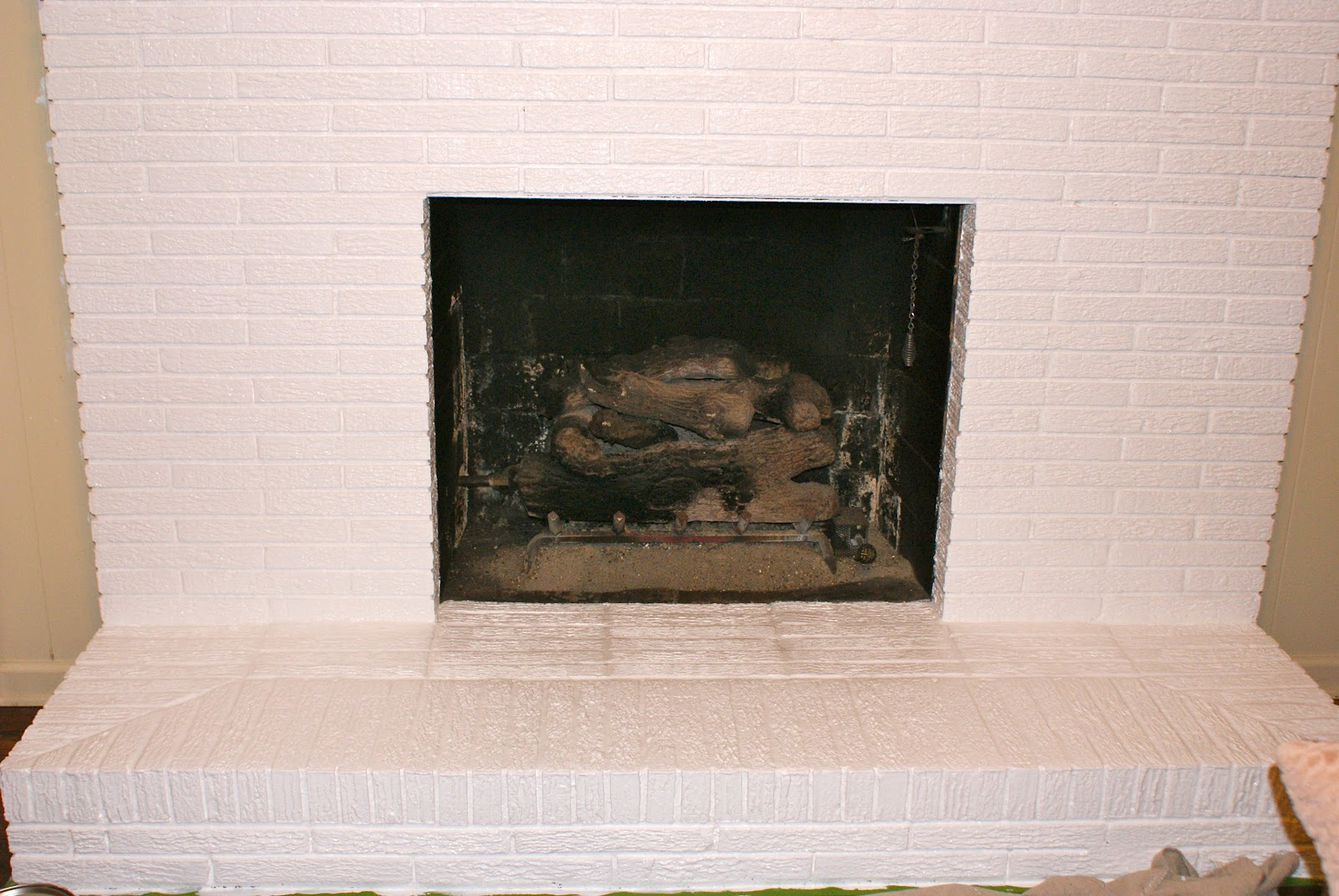 some like a project painting the fireplace