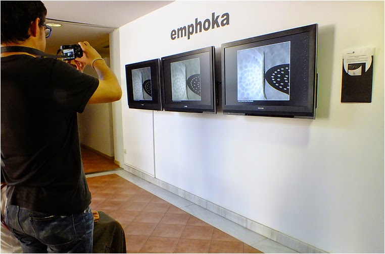 International Compact Photography Exhibition, Exposición Internacional de Fotografía Compacta, Emphoka