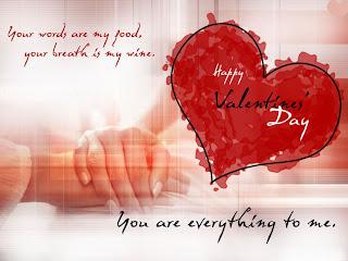 Happy Valentine's Day, part 1
