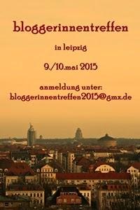 Bloggerinnentreffen Leipzig 2015
