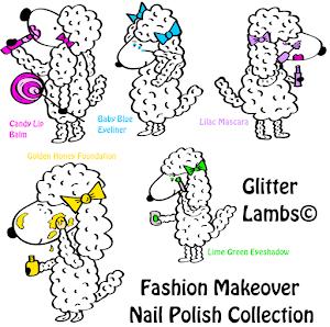 """Fashion Makeover"" Nail Polish Collection"