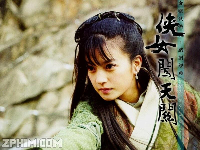 Ảnh trong phim Hiệp Nữ Phá Thiên Quan - Treasure Venture 2