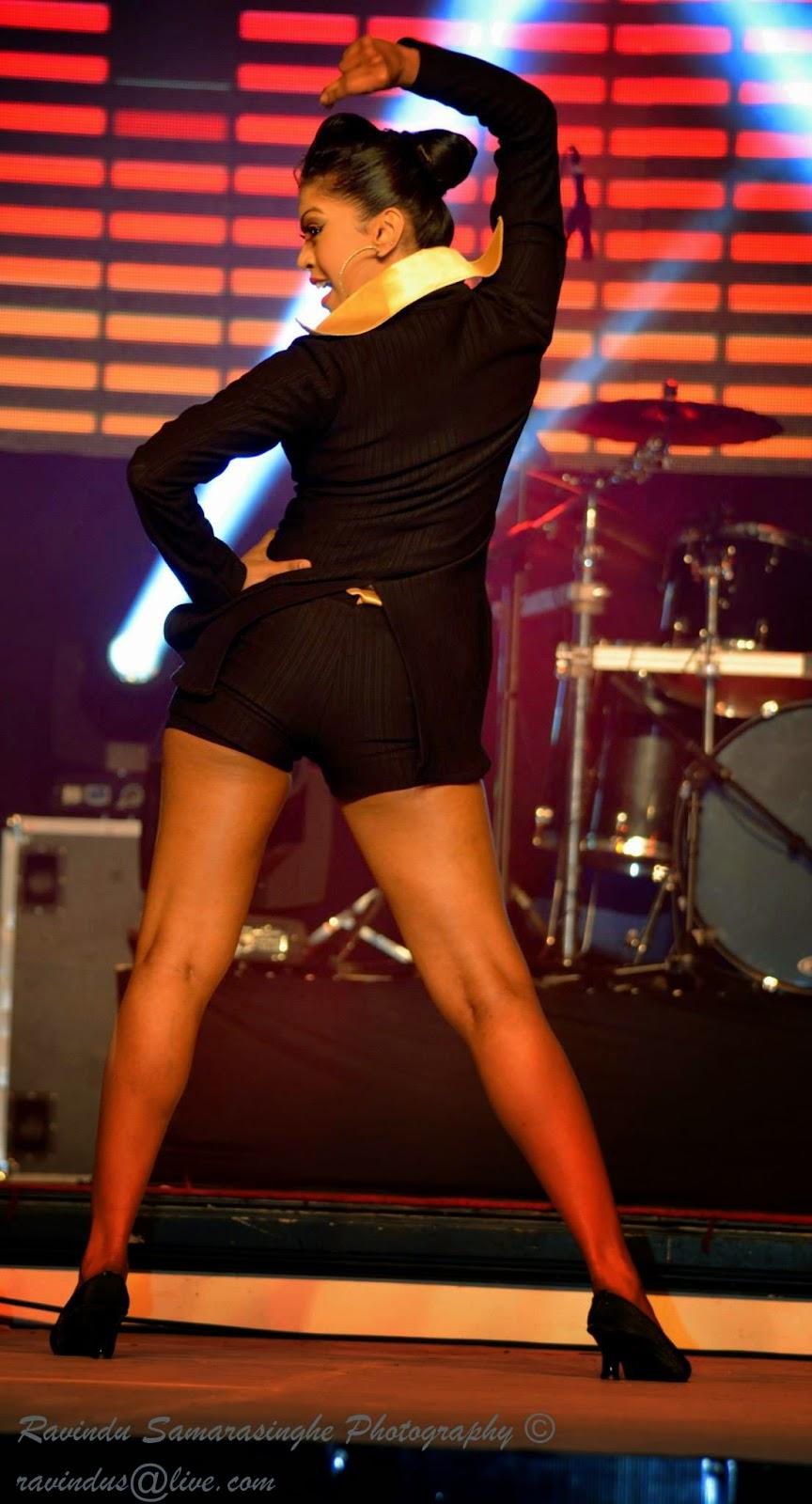 Imalsha Madushani black butt