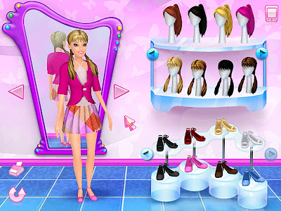 Game fairytale dress up designer show new york free games online