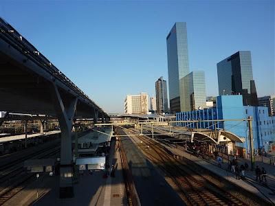 Estación de Rotterdam