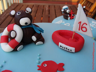 Marin tårta
