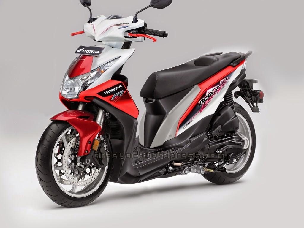 Modifikasi Honda Beat Fi