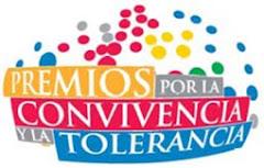PREMIOS POR LA CONVIVENCIA Y LA TOLERANCIA