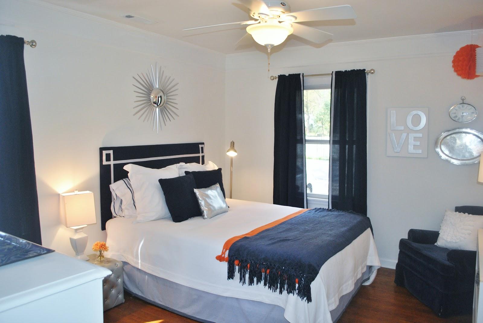 House Tour Orange Blue On Drake Home Stories A To Z