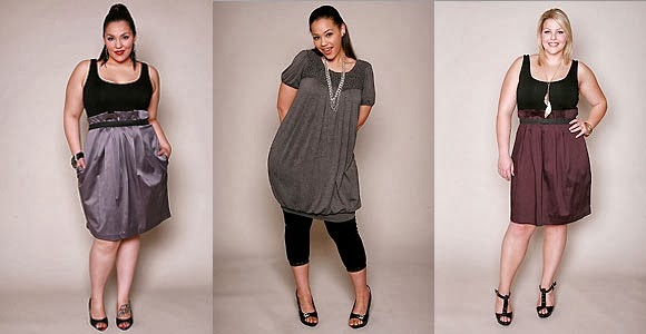 plus size fashion: cute plus size clothing for women