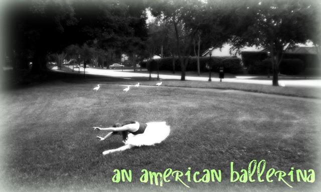 an american ballerina