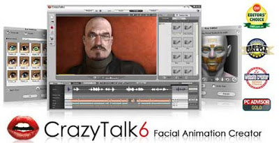 Reallusion CrazyTalk PRO v6.21 Full + Crack and Serial