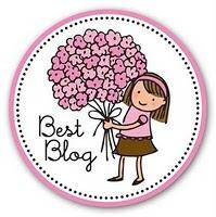 Quinto premio.Best blog.