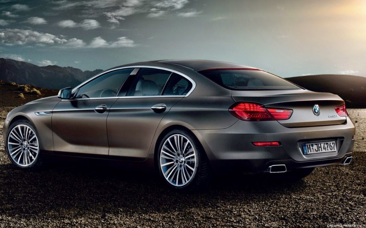 2015 bmw 6 series gran coupe sedan photos. Black Bedroom Furniture Sets. Home Design Ideas