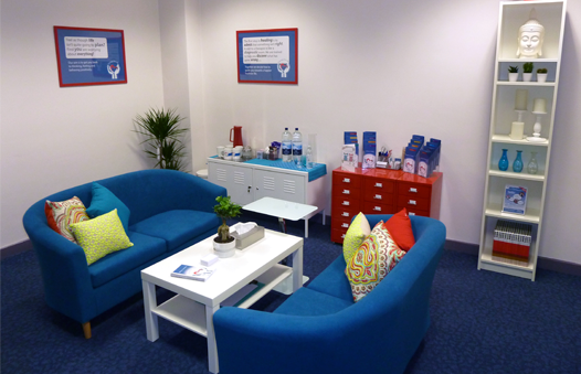 Therapy for Life Counselling Room