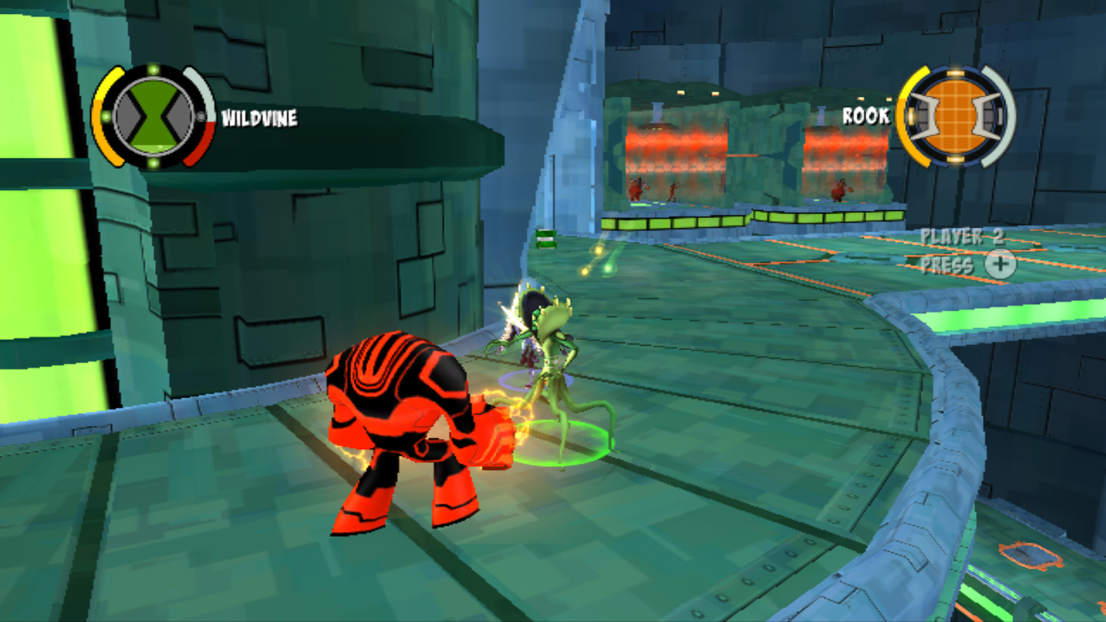 Game Ben 10 Alien Force For PC Single Link