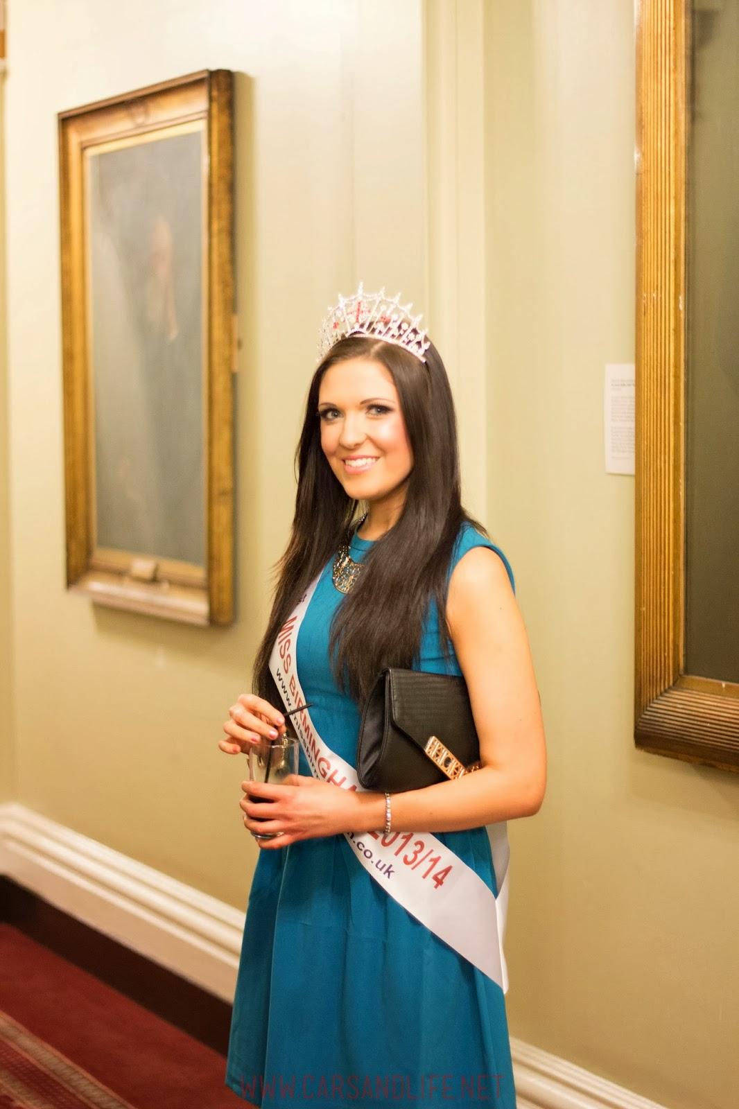 Miss Birmingham 2013 | Rachael Barker