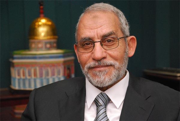 Pengadilan Mesir Tinjau Kembali Hukuman Mati Pemimpin IM Muhammad Badie