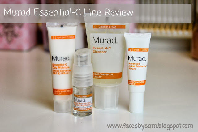 Murad Essential C Line Review