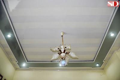 Model Plafon Gypsum Rumah Minimalis