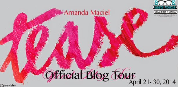 Tease Blog Tour