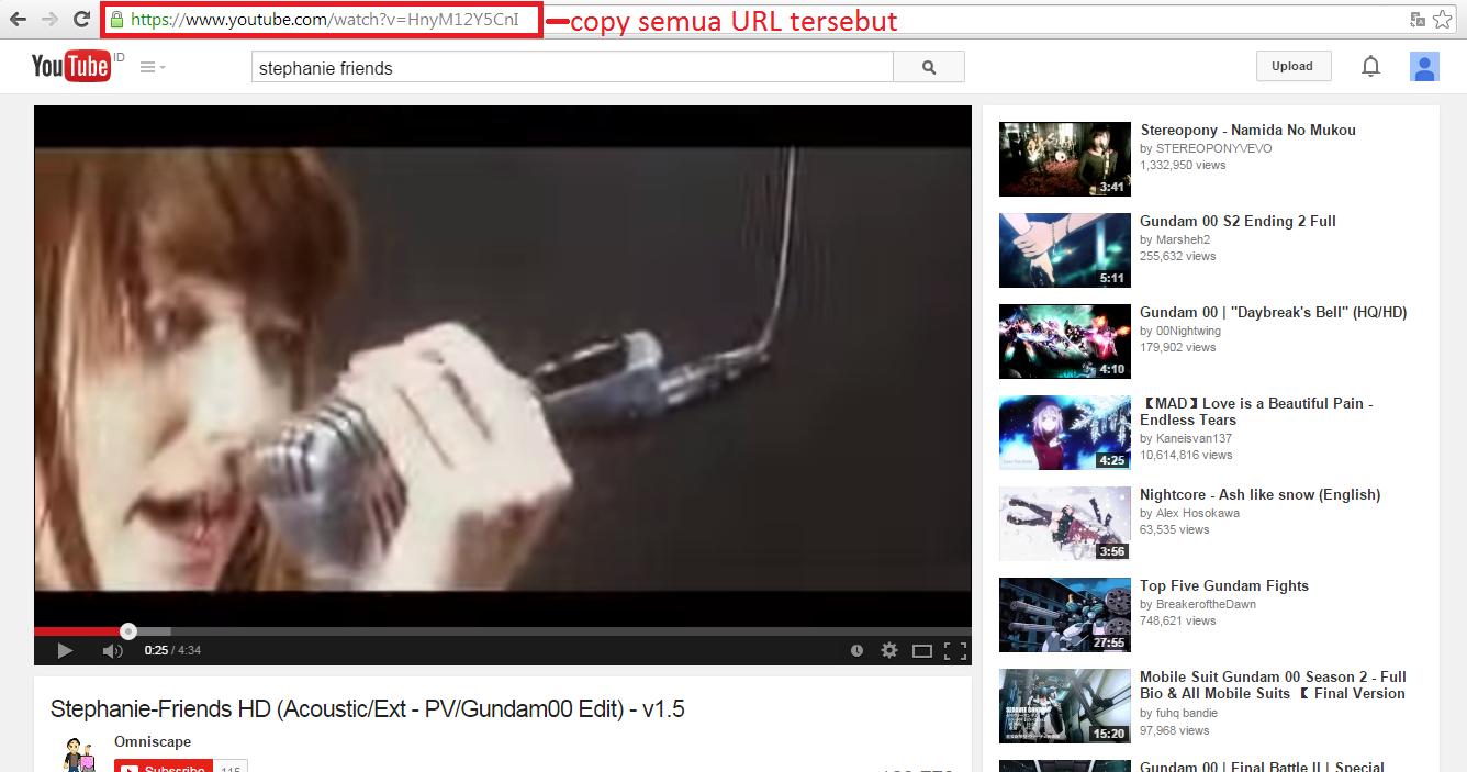 Cara Convert Video Youtube Menjadi MP3 Dengan Mudah