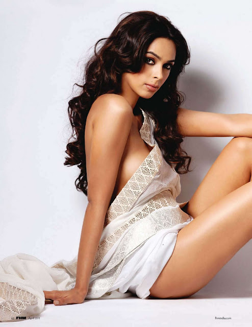 Mallika Sherawat in FHM india