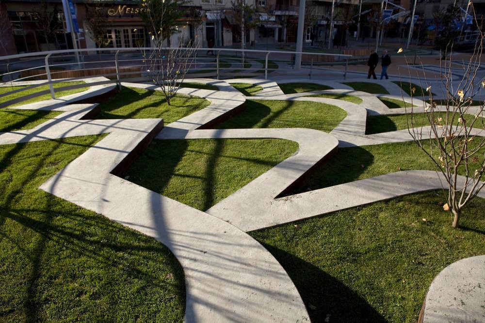 Ciudad Lineal Maqueta 2013