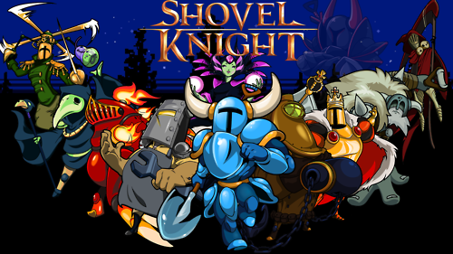 Shovel Knight Characters