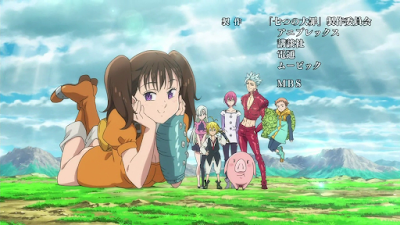 The Seven Deadly Sins - da episodio numero 22 a 24