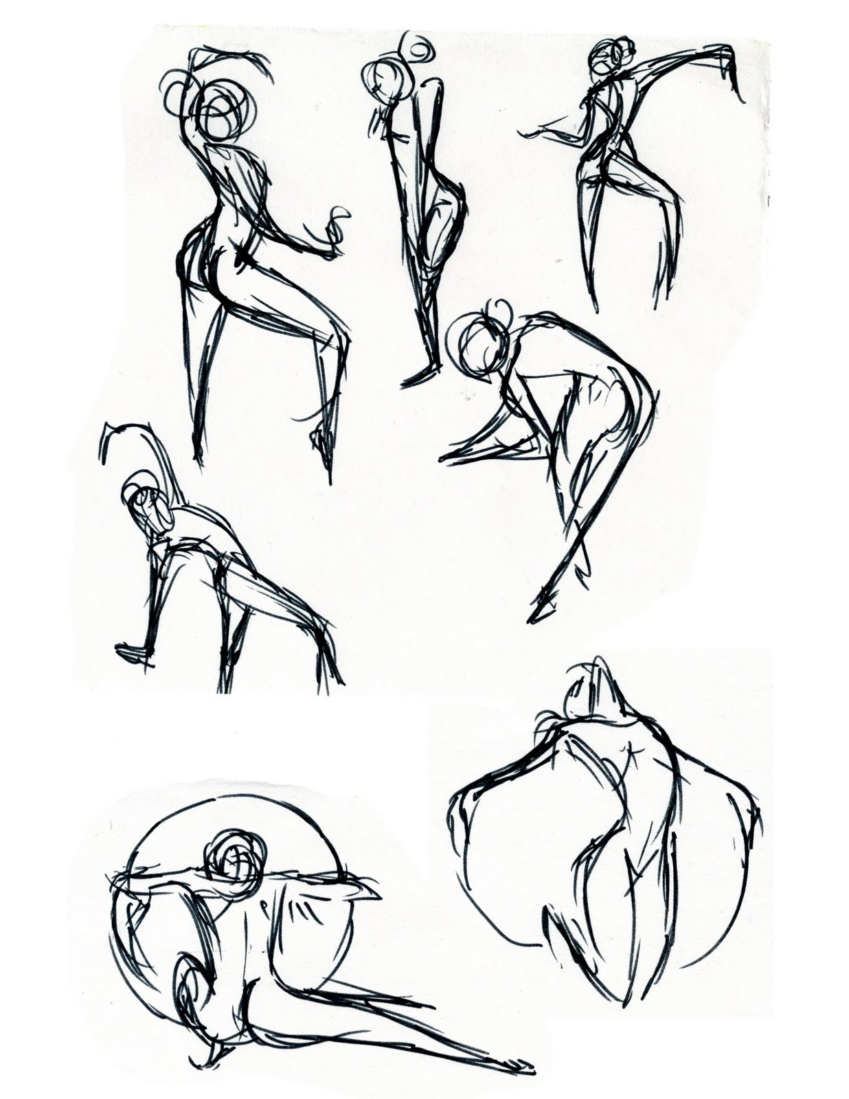 guillermos blog gesture drawing with mr woo