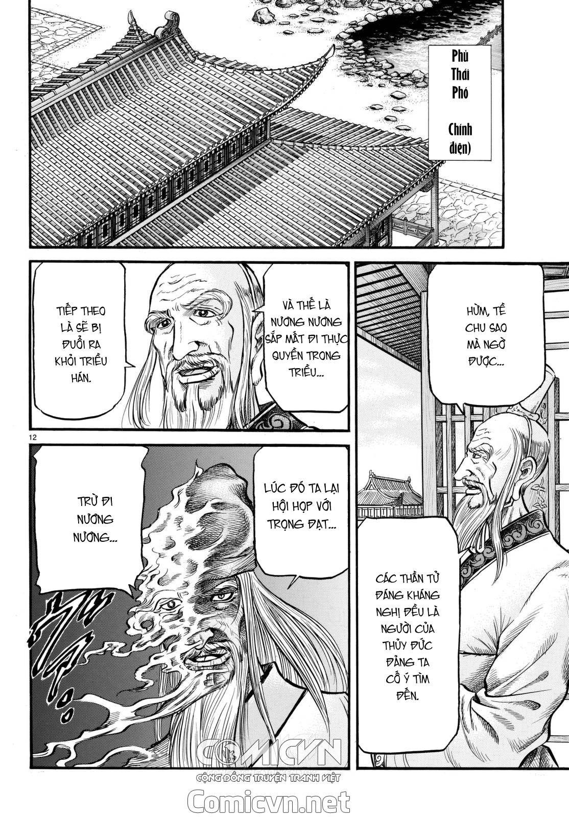 Chú bé rồng-Ryuuroden chap 278.2 Trang 2 - Mangak.info