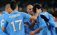 Napoli vs Milan en VIVO